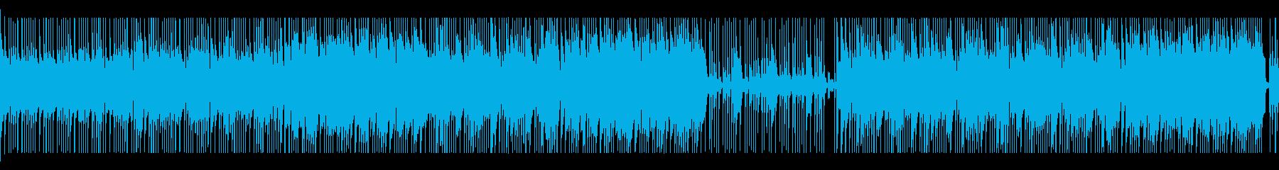 陽気なテンポのいいトークBGM[ループ]の再生済みの波形