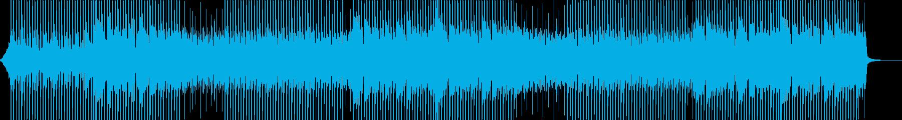 企業VP・建築・プレゼン・幸福感の再生済みの波形