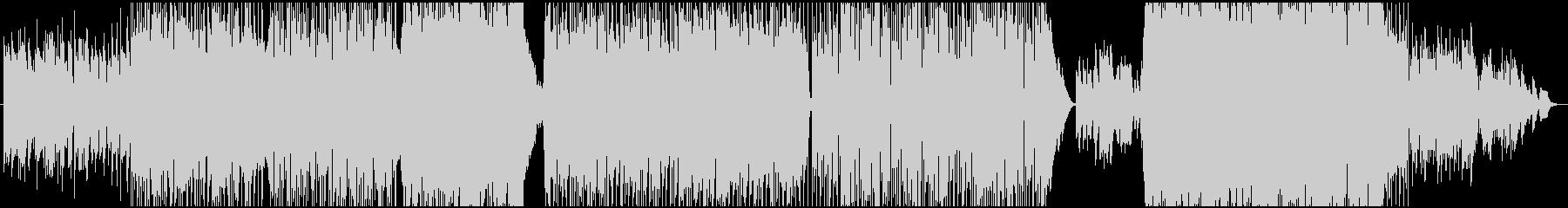 グレゴリオの未再生の波形