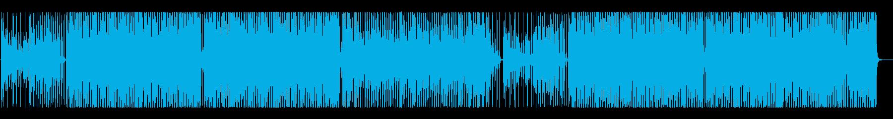 楽しく明るい、ハッピーポップロック!の再生済みの波形