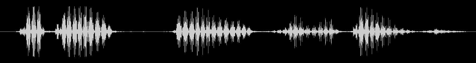 フィクション AI 男性システムス...の未再生の波形