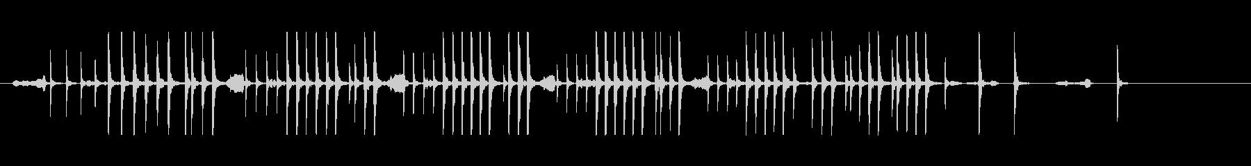 鼓16急の舞風和風歌舞伎アジアンイヨーポの未再生の波形