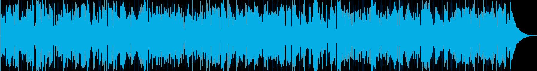 のんびり、癒しのカントリーバラードの再生済みの波形