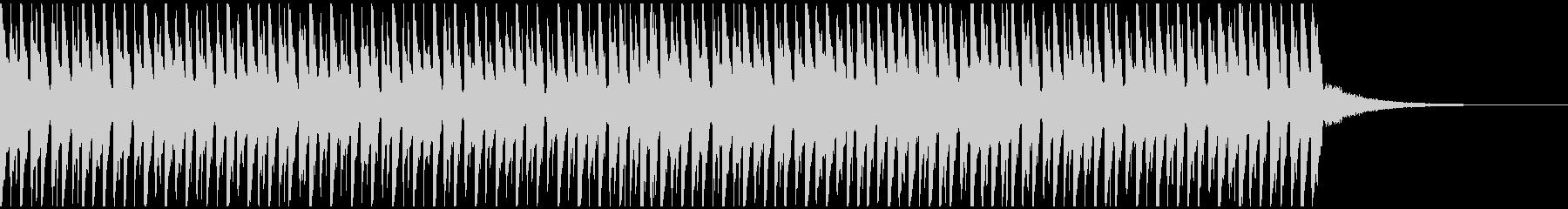 ハッピーアンドサニー(ショート)の未再生の波形