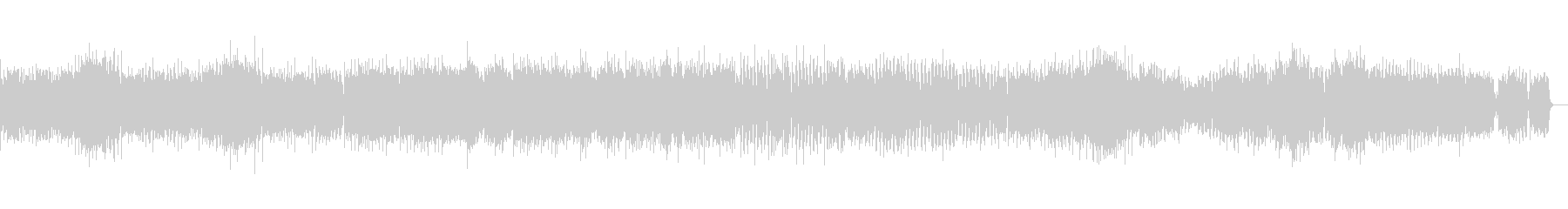 クープランの墓より第二楽章フォルラーヌの未再生の波形