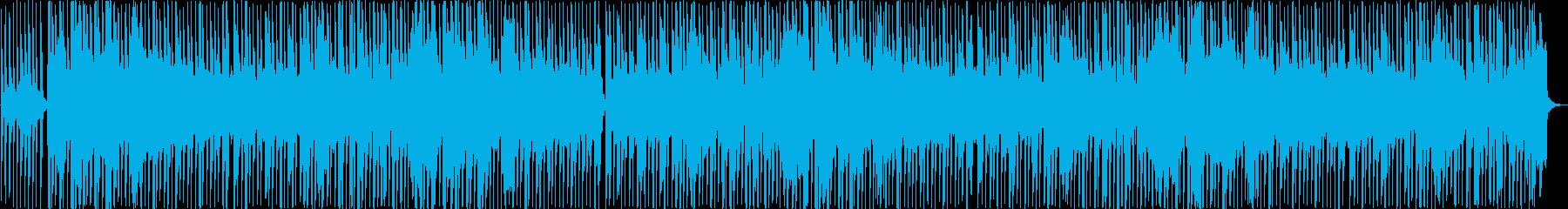 ダンスボールルーム。マズルカ。の再生済みの波形