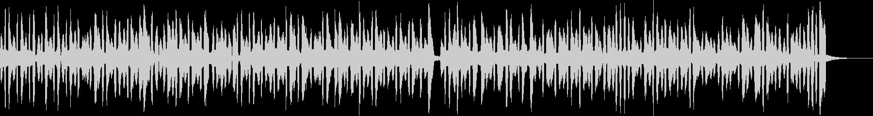 紙芝居の伴奏-3拍子-の未再生の波形
