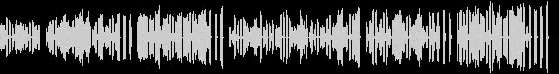 3分クッキングの原曲【シンセ】1の未再生の波形
