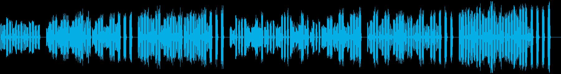 3分クッキングの原曲【シンセ】1の再生済みの波形