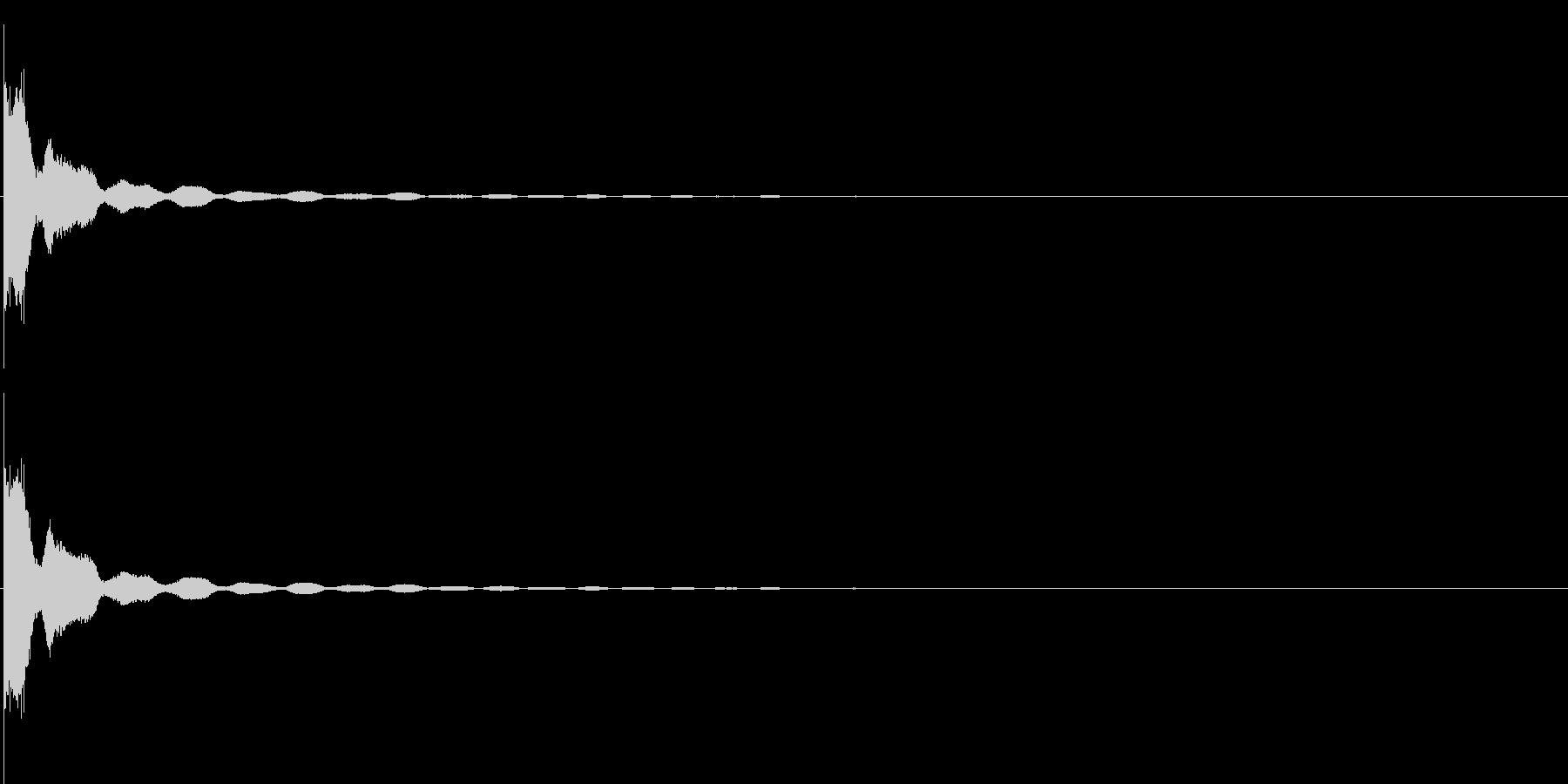 トライアングル:シングルヒットアン...の未再生の波形