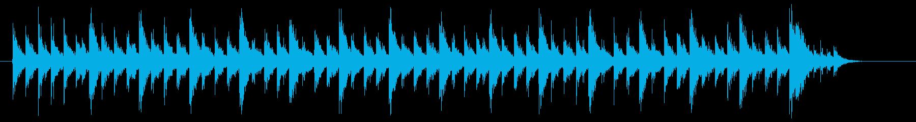 パーカッションドラムファーストケイ...の再生済みの波形