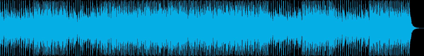 ボサノバ 説明的 静か バックグラ...の再生済みの波形