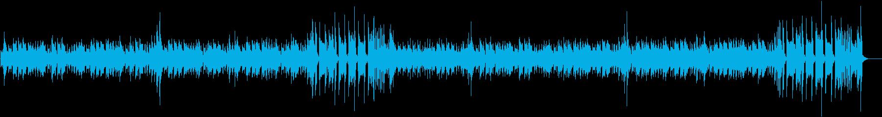 ジャズ楽器。スリック、スウィングイ...の再生済みの波形