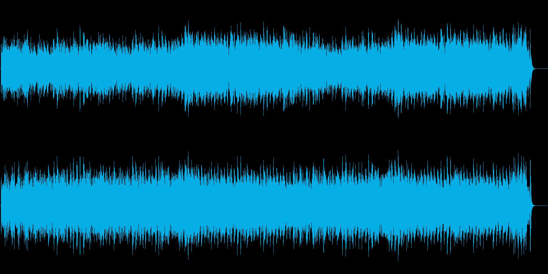 ワルツなセミクラ風ポップ(フルサイズ)の再生済みの波形