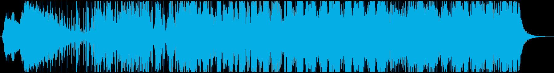 テーマ風ギターロック/栄光ともがき・強さの再生済みの波形