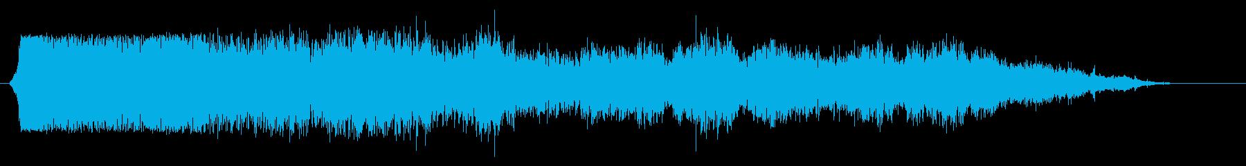 歩兵Ro音1; 1000人の男のR...の再生済みの波形