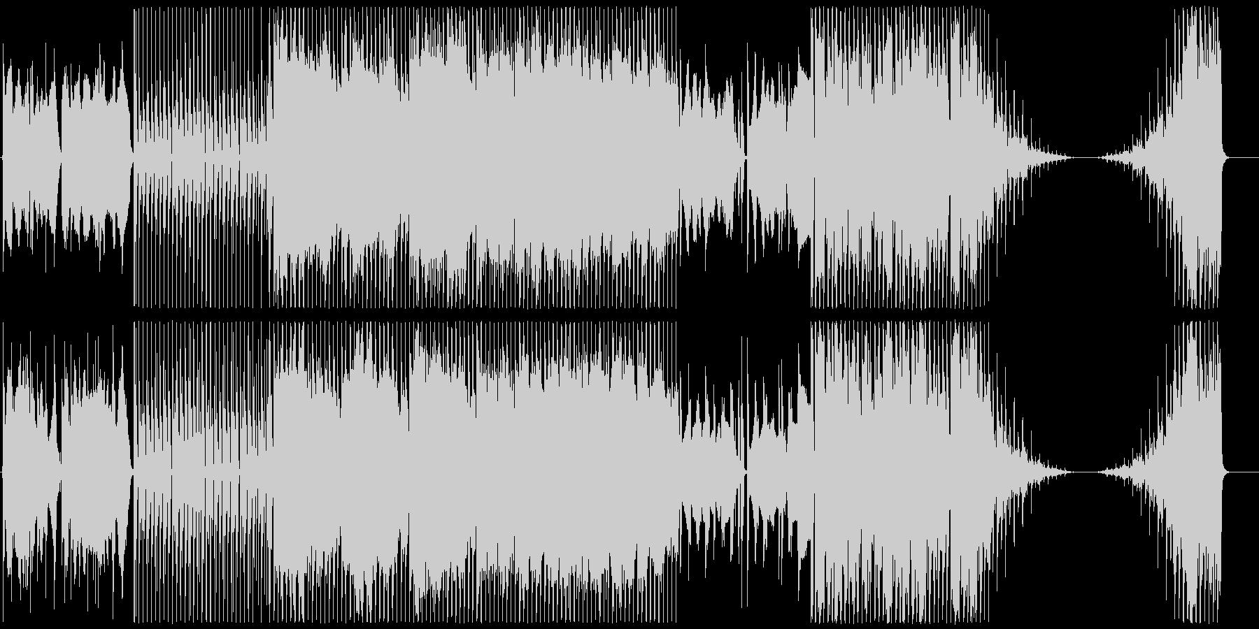 Bellの未再生の波形