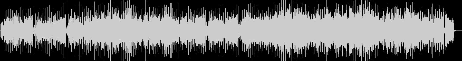 昭和のムード歌謡風の曲の未再生の波形