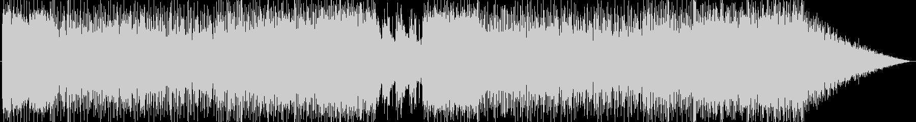 「HR/HM」「DARK」BGM224の未再生の波形