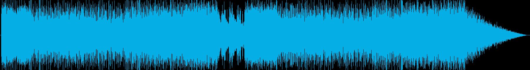 「HR/HM」「DARK」BGM224の再生済みの波形