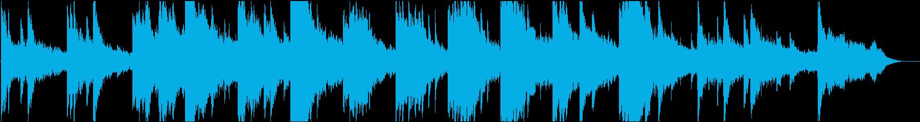 企業VP28 16bit48kHzVerの再生済みの波形