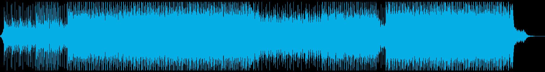 ポジティブになるの再生済みの波形