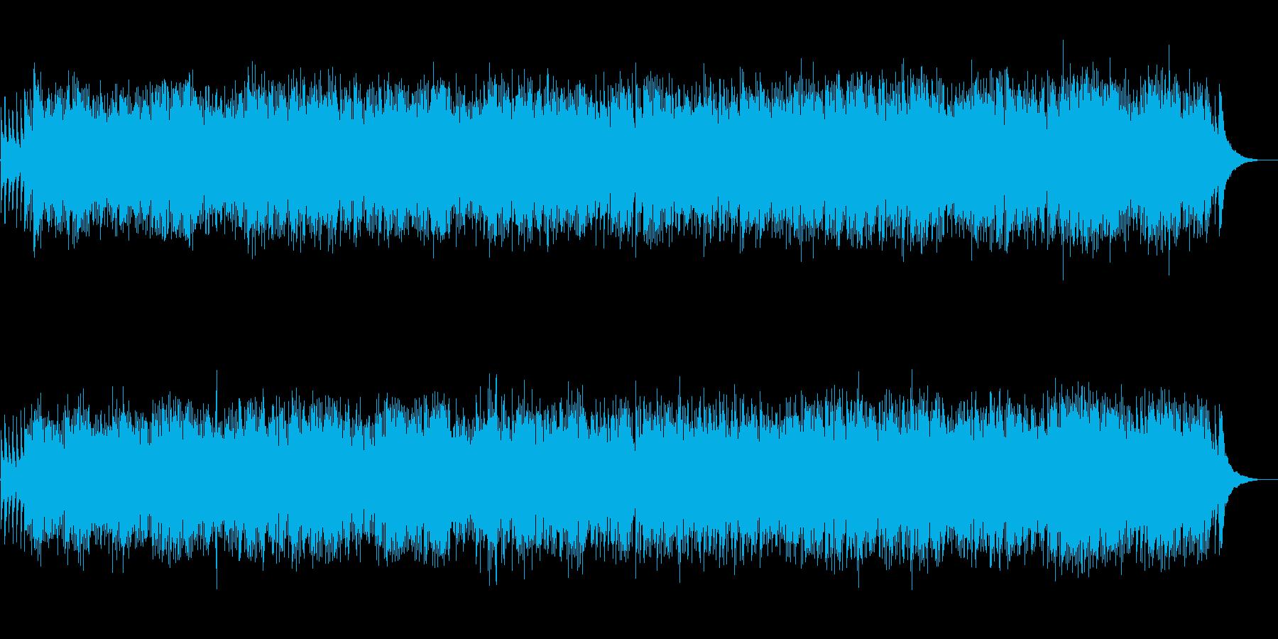 猫のフーガ チェンバロ スカルラッティの再生済みの波形