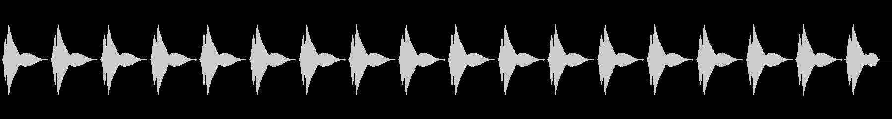 コミカル_焦り_ピヨピヨの未再生の波形
