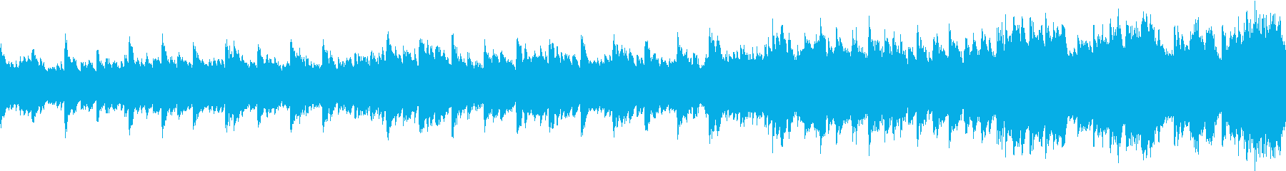 静かで静かなピアノの動き。このトラ...の再生済みの波形