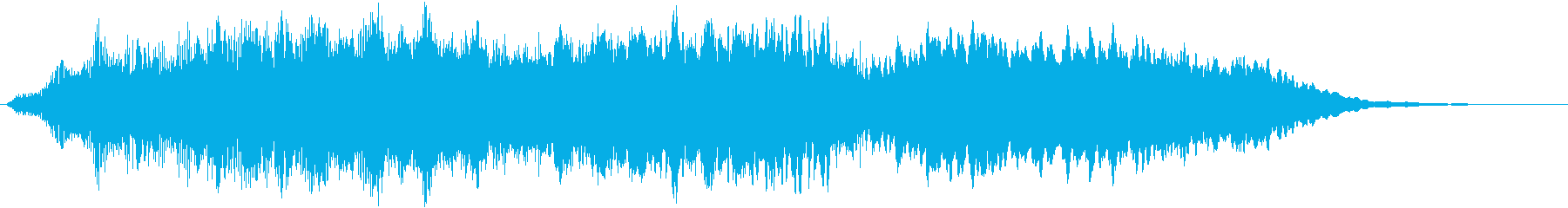 ミューーーーーーンの再生済みの波形