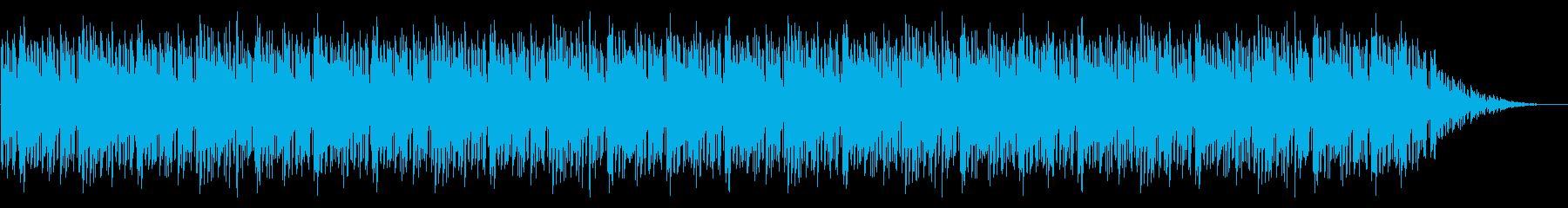 GB風対戦格闘ゲームのステージセレクトの再生済みの波形