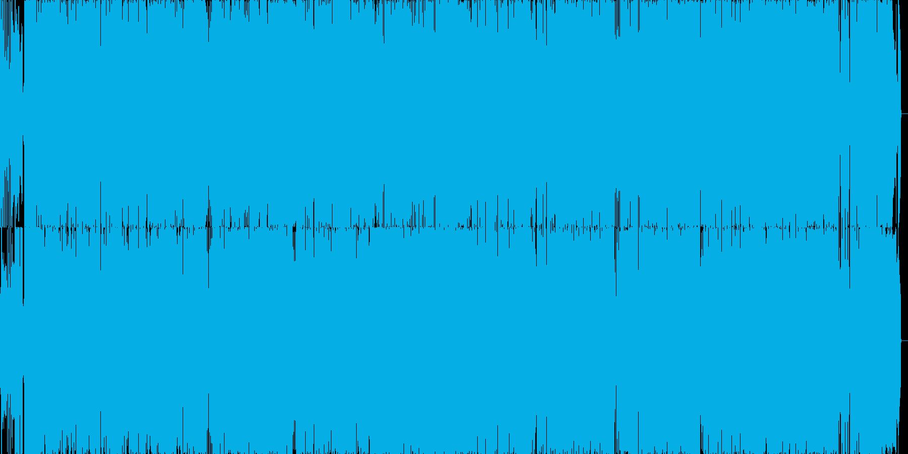 江戸から東京へ・・・爽快フォークポップスの再生済みの波形