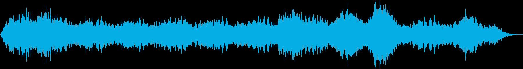 PADS 月の重力01の再生済みの波形