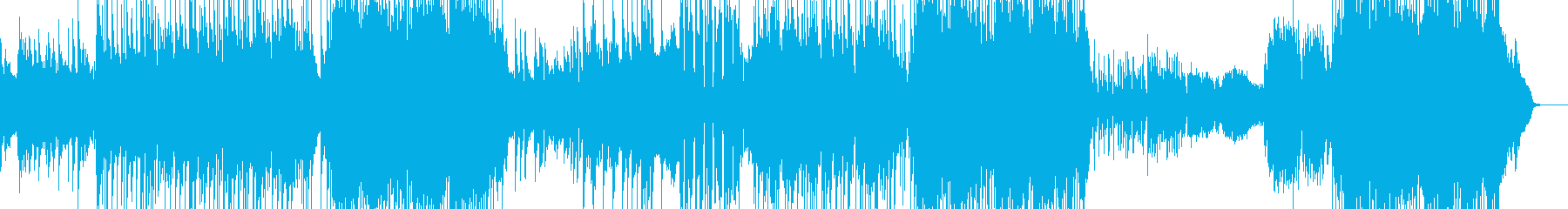 メインが劇的・90年代風バラード 長尺の再生済みの波形