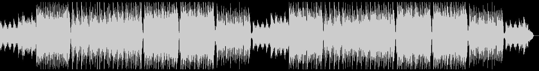 明るく爽やかなピアノ&シンセ:フルx2の未再生の波形