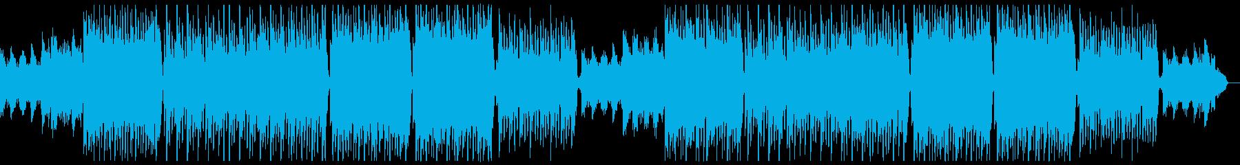 明るく爽やかなピアノ&シンセ:フルx2の再生済みの波形