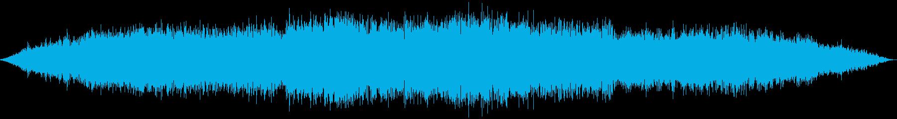 シューッという音EC04_79_2の再生済みの波形