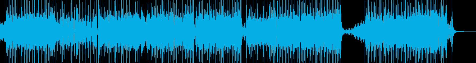 胸キュン・メルヘンな映像に 短尺★の再生済みの波形