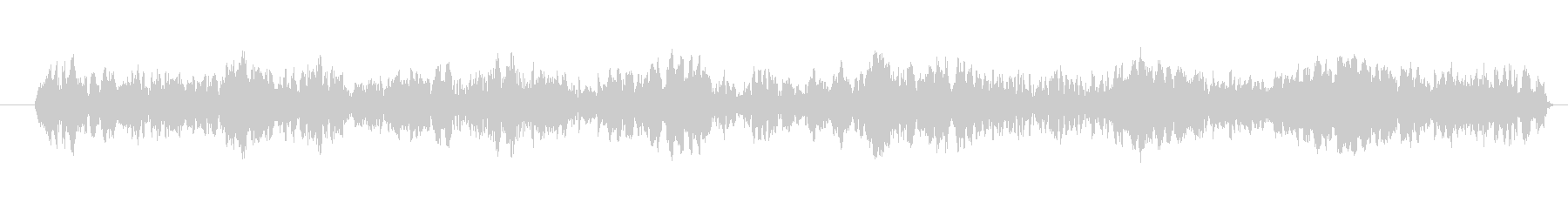 FX クレイジーサイエンティスト06の未再生の波形