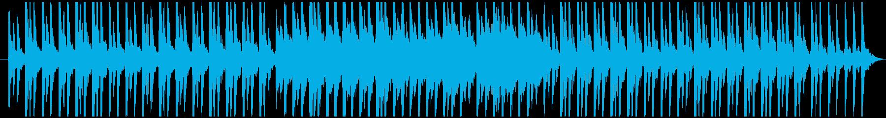 道草の再生済みの波形