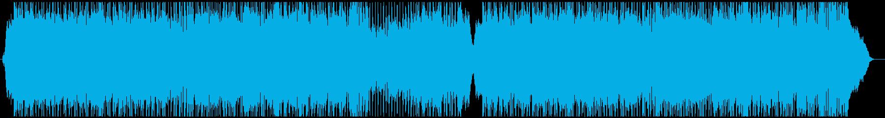 感動的ストリングスポップ VPやCM 2の再生済みの波形