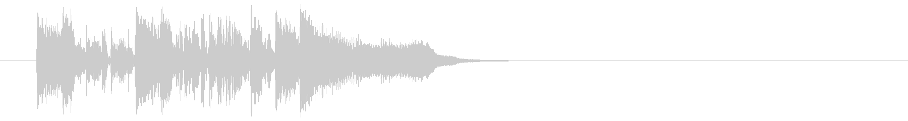 Jingle / New Information (Fusion)'s unreproduced waveform