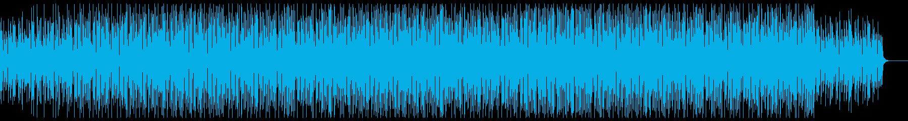 明るく爽やか・キラキラ可愛い ピアノ鉄琴の再生済みの波形