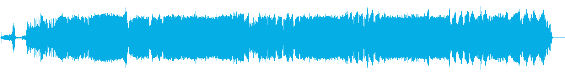 FIA GTカー;フォールススター...の再生済みの波形