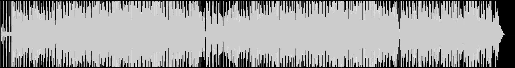 【生演奏】ほのぼのアコースティックBGMの未再生の波形