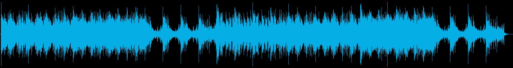 和風アコースティックポップ/ジングルの再生済みの波形