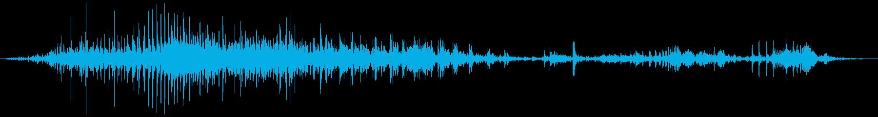 ラバードックブイ:ヘビーラバーラバ...の再生済みの波形
