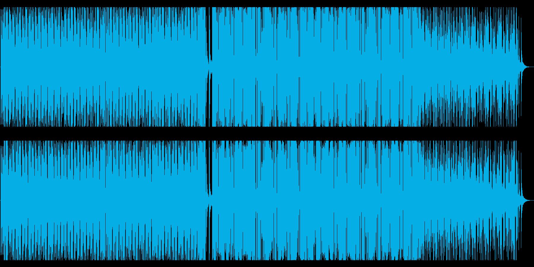 星/エレクトロハウス_No377_4の再生済みの波形
