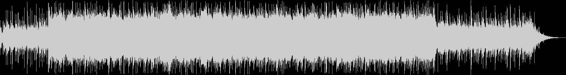 柔らかい雰囲気のテクノポップ(ver2)の未再生の波形