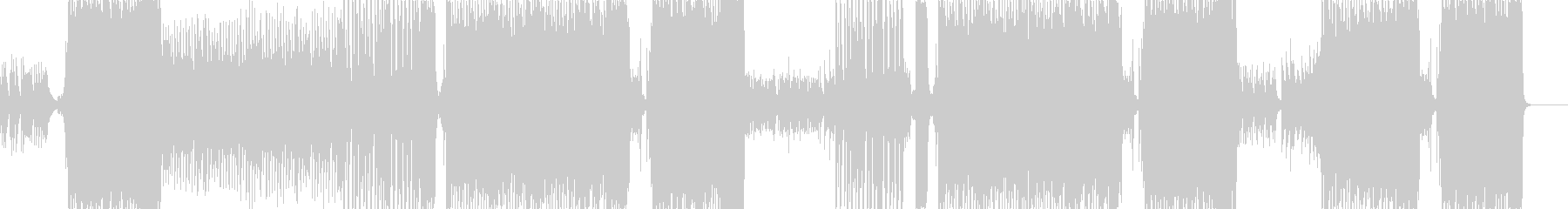 オリジナル曲-流星の瞬きのインストverの未再生の波形